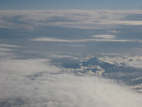 Taranaki from above... | by Parsnippety