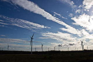 Whitelee Windfarm Extension | by Vaisens