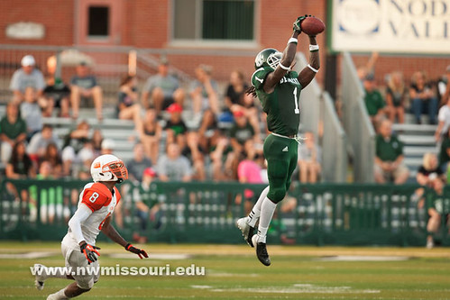 Northwest vs. East Central (Okla.), 2012 | by Northwest Missouri State University