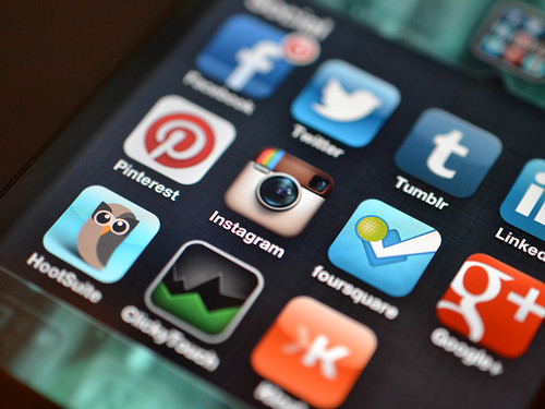 Instagram and other Social Media Apps | by Jason A. Howie