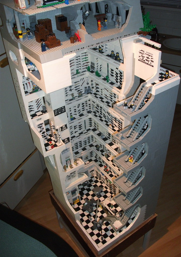 A vault computer. It is closed from the inside by a reinforced high-security door and from the outside by a massive, gear-shaped, four-foot thick vault door, which Three Dog claims