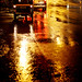 Streetlight Reflections...