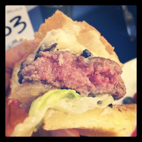 The beef patty mmm | by Cassang