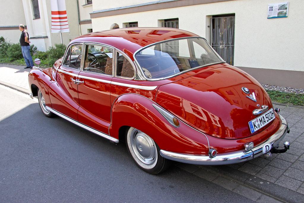 BMW 502 V8 1961 (1254) | Manufacturer: BMW Type: 502 V8 Engi… | Flickr