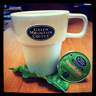 #FairTradeMonth must be approaching: @GreenMtnCoffee Pumpkin Spice has arrived! #FairTrade | by Fair Trade Certified