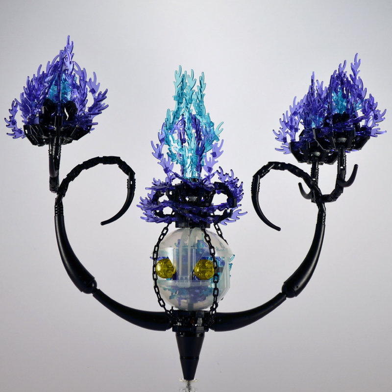 chandelure pokemoc chandelure created with some very creat flickr