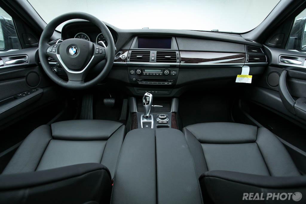 black interior 2012 bmw x6 m standard x6 m model photo 56805741