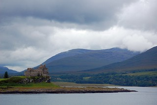 Passing Duart Castle, 03 | by monika & manfred