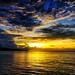 Agana Bay Sunset - 9/15/12