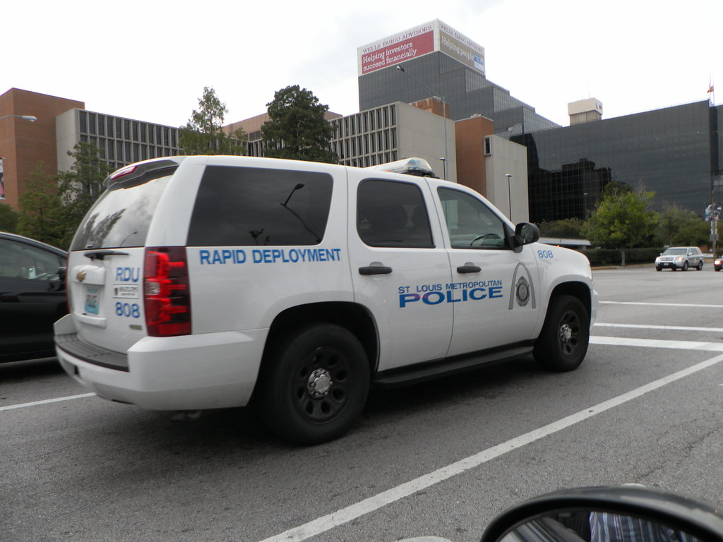 St Louis Metropolitan Police Department Videos Can Be