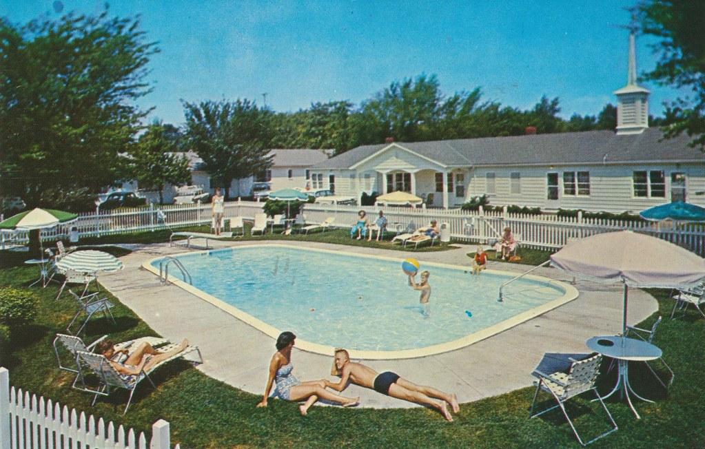 Williams House Motel - Battle Creek, Michigan