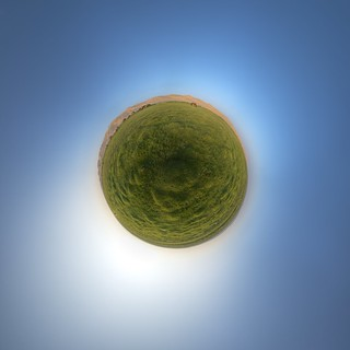 Khongor Dunes III Little Planet | by etherflyer