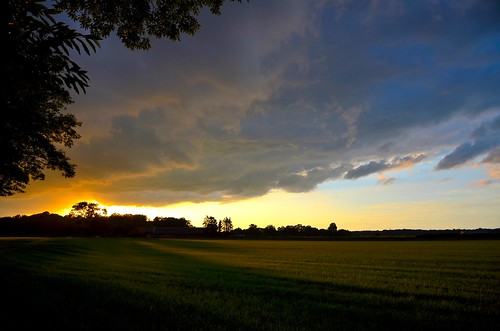 Evening sky. | by Johan (Different on or off)...