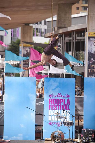 Hoopla Festival 2012 | by Darling Harbour