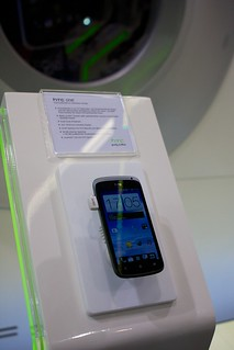 The HTC One | by Lesage Stefaan