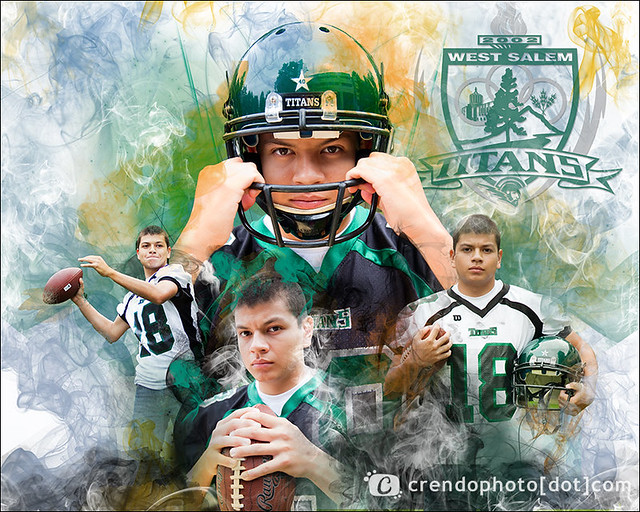 youth sports photography templates - sports collage football flickr photo sharing