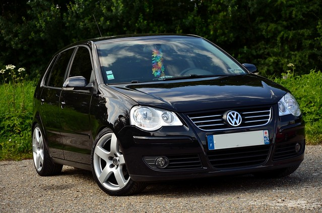 vw polo 9n3 flickr photo sharing. Black Bedroom Furniture Sets. Home Design Ideas