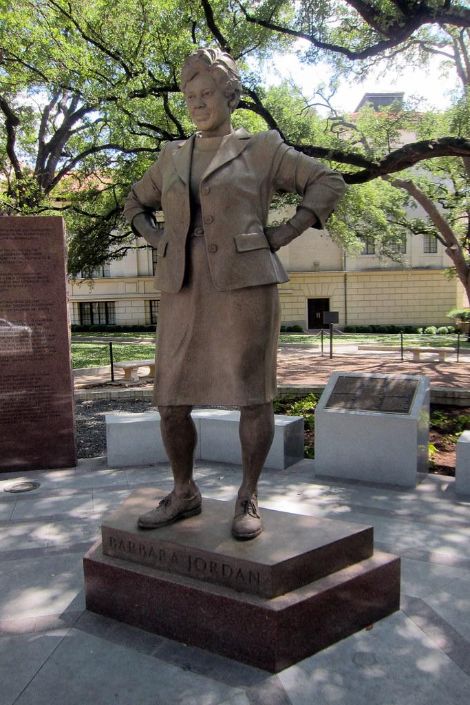 Austin Ut Barbara Jordan Statue The Barbara Jordan