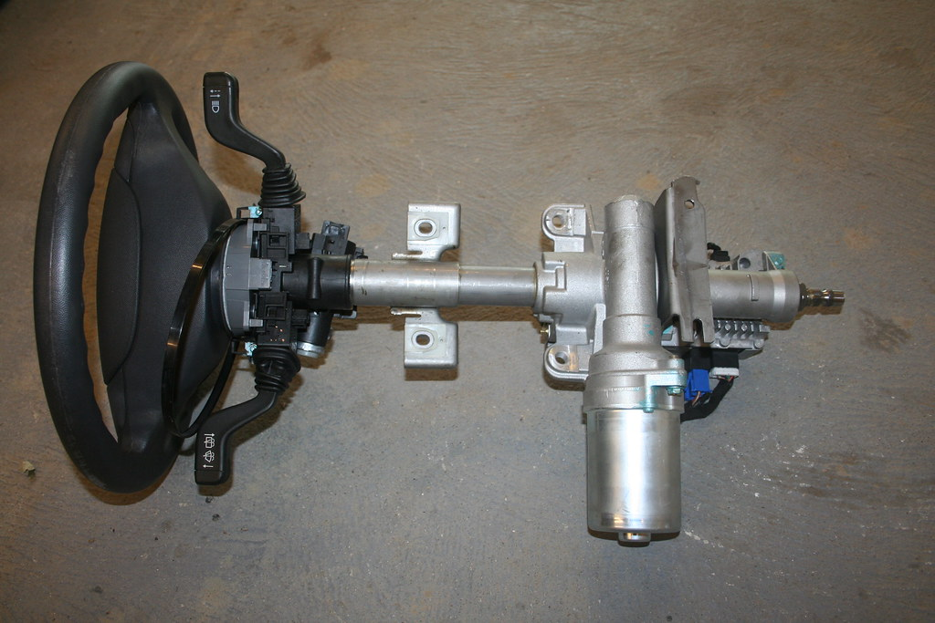 Corsa E Epas Power Steering Column