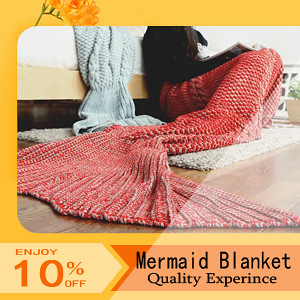 Buy beautiful mermaid blanket in Dressthat
