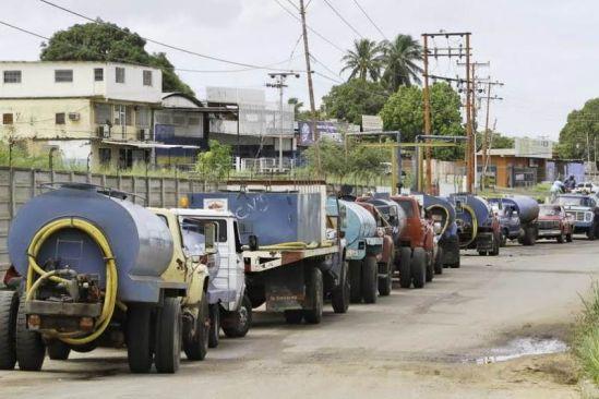 Hasta 6 meses sin agua en sectores de San Félix es reportado por ciudadanos de Ciudad Guayana