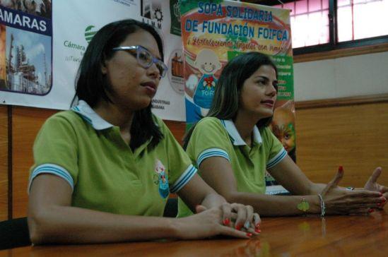 """Fundación oncológica donará su """"sopa solidaria"""" a pacientes del hospital Dr. Raúl Leoni"""