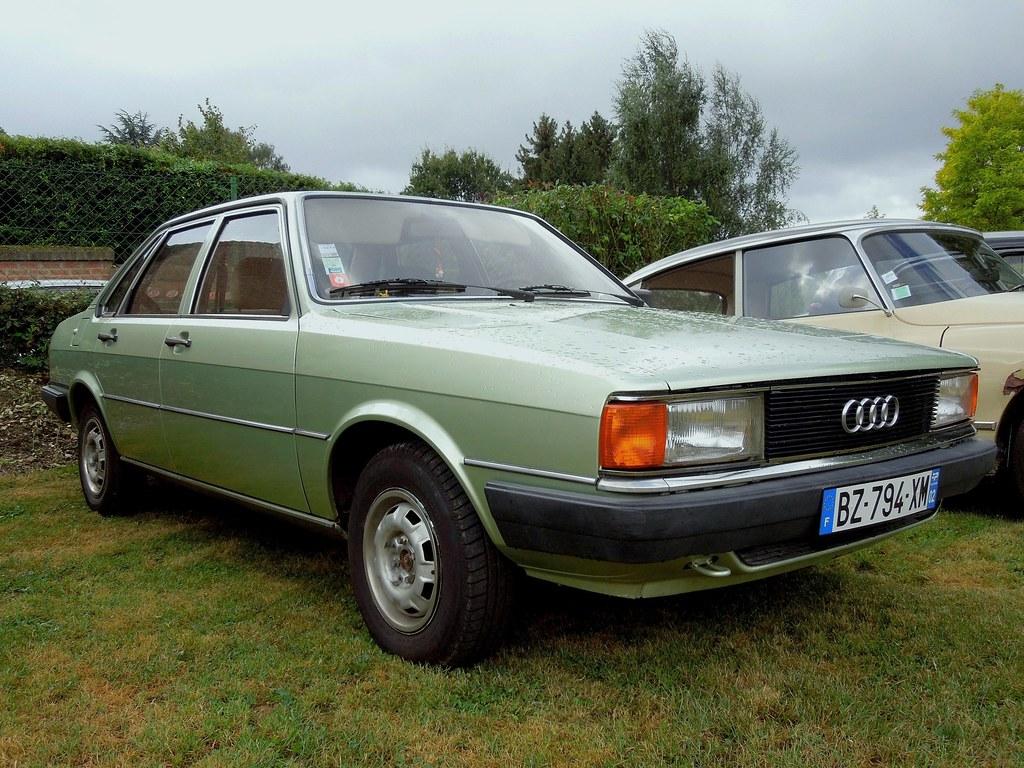 Audi 80 Gls 1980 Exposition 224 Pontru F 02 Xavnco2