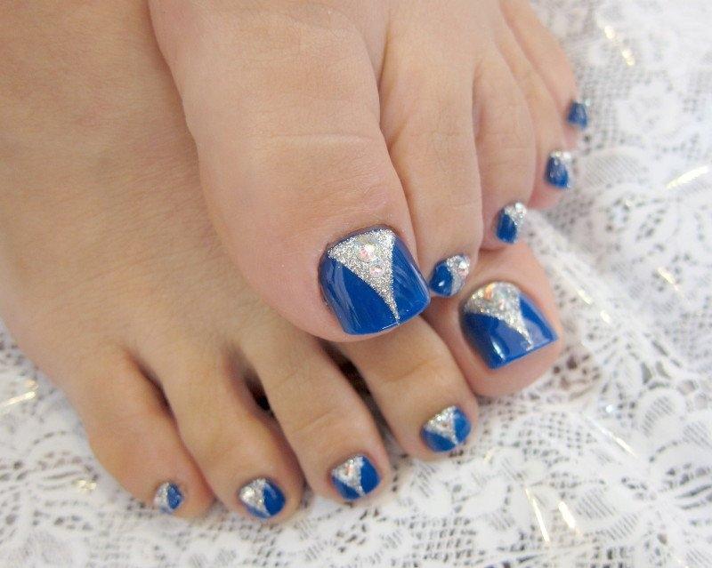 Pedicure Nail Art Designs For Fall 1 Darkarya Flickr