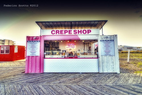 Crepe Shop | by FedeSK8