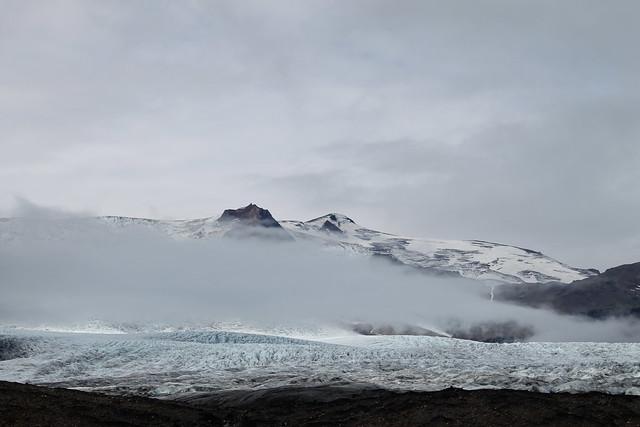 Islandia Sur - glaciar