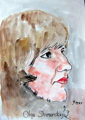 Olga Shumanskaya by yipsss
