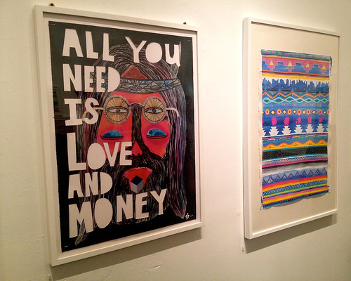 All You Need Is Love and Money | by Incase.