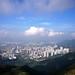 Looking Down Da City