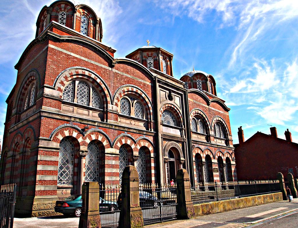 St Nicholas Greek Orthodox Church Liverpool Along With