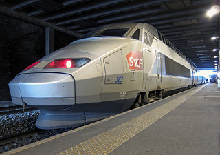 SNCF TGV 383 - Angers St Laud | by Neil Pulling