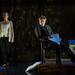 Ruby Hughes & Hakan Vramsmo in In the Locked Room © Clive Barda 2012