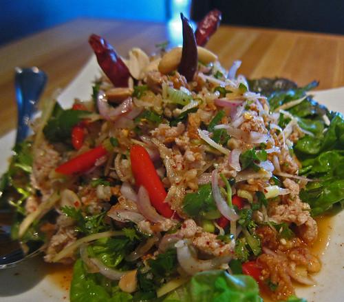 Koon Thai Kitchen Nam Khao Tod Kirk K