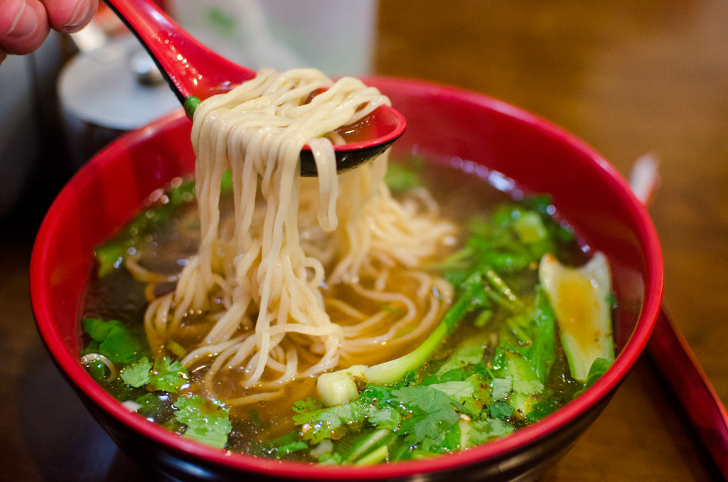 Chinese Food Noodles Or Rice Healthier