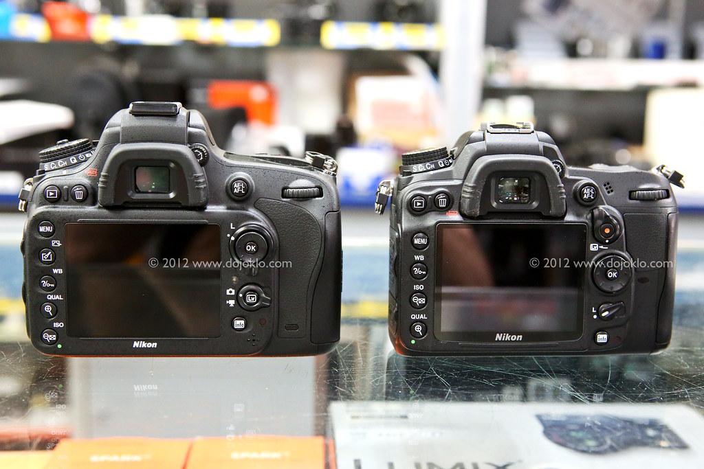 Nikon D600 vs D7000 - 03 | Image of Nikon D600 full frame (F… | Flickr