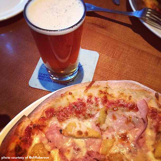 It's Friday…what better way to celebrate than with pizza and beer! | by Yard House