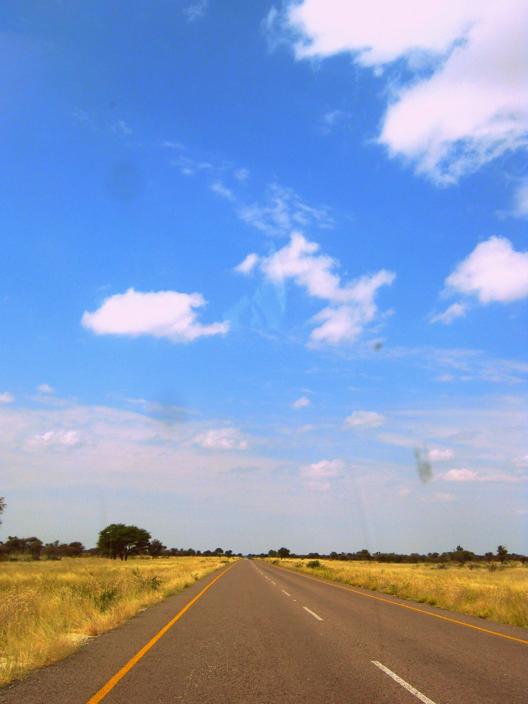 Open Road, Blue Sky | ...