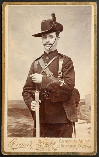 Thomas James Morley, London Yeomanry | by whatsthatpicture