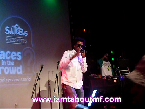 Undefinable One Tabou TMF Live on Stage @SOBs in New York City | by TABOU TMF