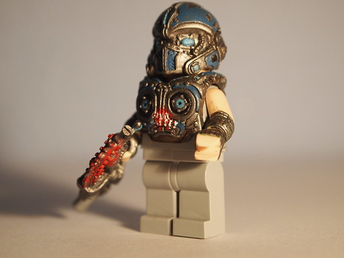 LEGO Gears of War Archives   The Brothers Brick   The ...