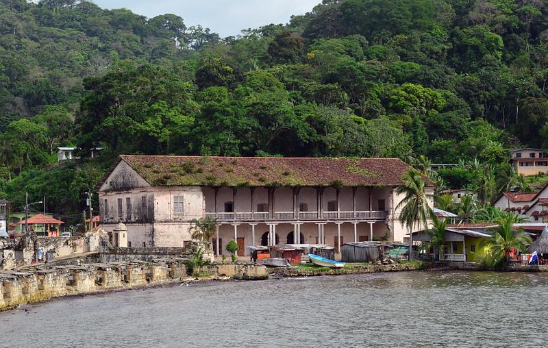 Aduana de Portobelo
