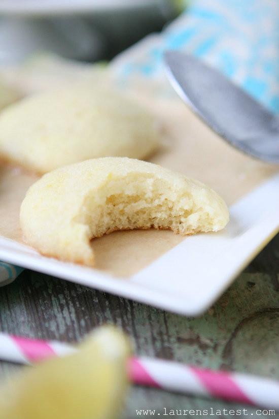Lemon Glazed Lemon Cookies 1 | Lauren Brennan | Flickr