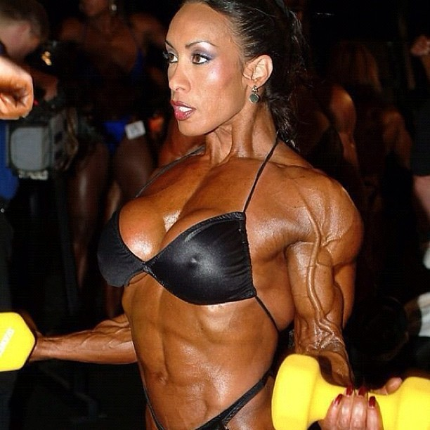 female bodybuilding steroids side effects