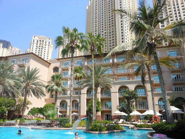 Ritz Carlton Dubai Beach Club