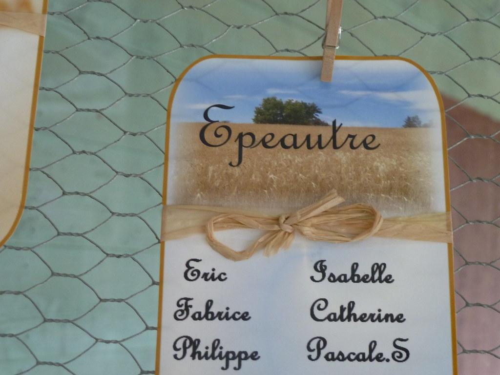 nom table mariage champetre decoratrice mariage festidomi flickr. Black Bedroom Furniture Sets. Home Design Ideas