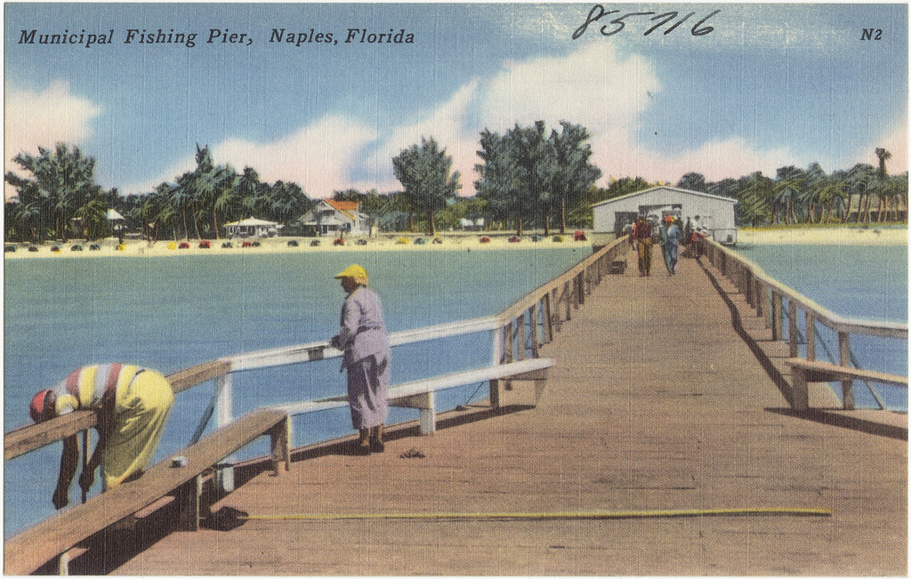 Public Fishing Piers In North Myrtle Beach